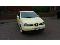 FOR SALE SEAT AROSA 1.4 PETROL AUTOMATICK