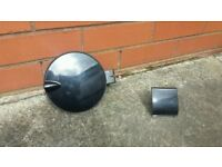 ***Vauxhall Astra g Mk4 Sri Towing Eye Cover & Fuel Flap Cover Forsale***