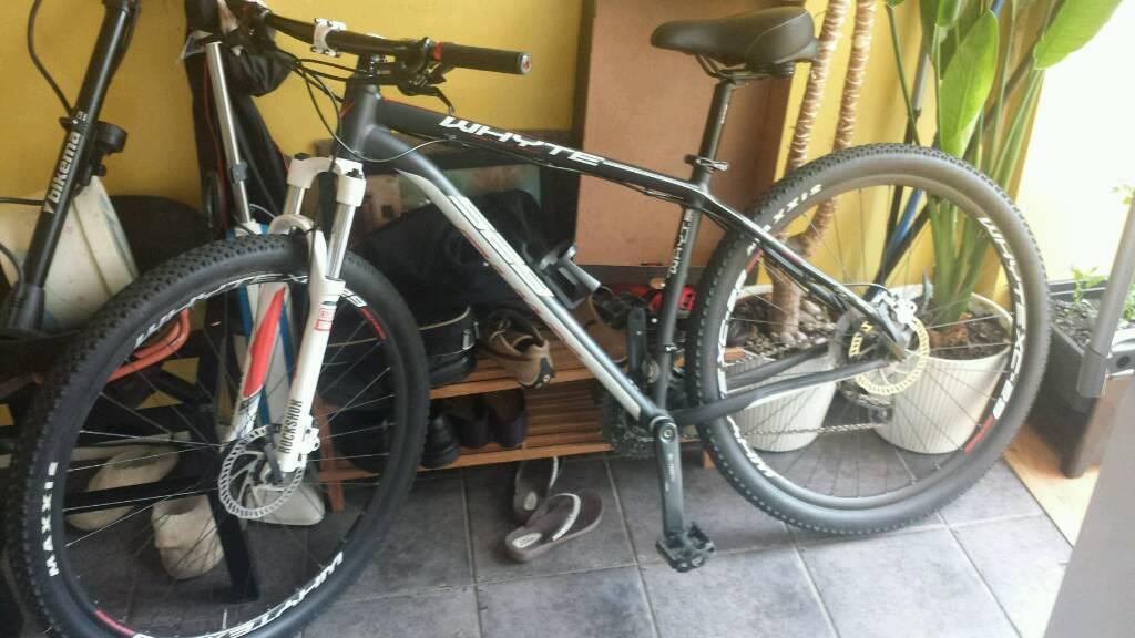 "Whyte 529 hardtail mountain bike 29"""