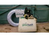 Norstorm power flushing kit with new hoses
