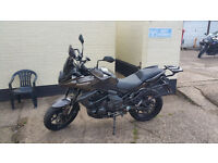 Kawasaki Versys 2014 excellent condition with 3006 miles