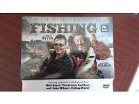 Classic Fishing 10 DVD Boxed Set with Matt Hayes/John Wilson. BNIB. £15.