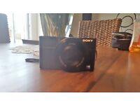 selling my sony cyber shot dscrx100 camera