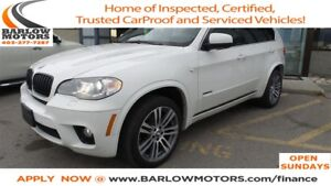 2012 BMW X5 xDrive50i M PKG ! **Bitcoin Accepted**