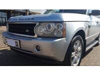 Superb Range Rover vogue Auto 2006 4.4 petrol for sale.