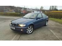 2002 BMW 318I SE 3 SERIES SALOON