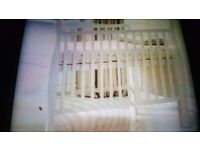 Cheap. Baby Crib. Brand New boxed. Excellent quality. Very nice. Collect today cheap