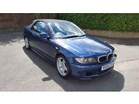 ***BMW 318i convertible M Sport (e46)***