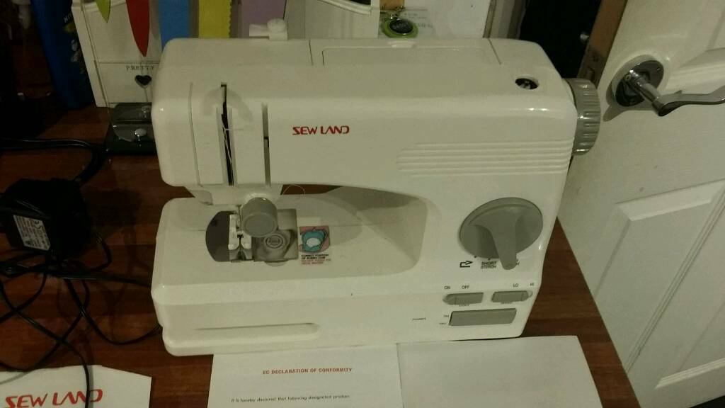 Sew Land Sm 1082 Table Top Sewing Machine In Bramhall Manchester