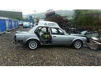 Bmw e30 breaking