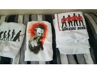 Job lot 51 t-shirts