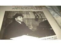 Fats waller and his rhythm album