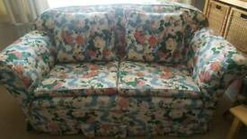 2 seater cottage style sofa for sale