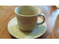 Set of coffee cups (set of 6)