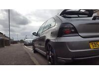 MG ZR 105 1.4 GREY 2004