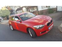 BMW 1 Series 1.6i SE - 2012 - 5 dr - 52k mls - Mint condition