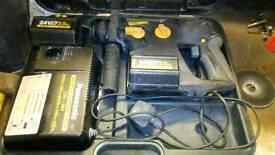 24 volt hammer drill
