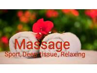 Full body massage 1h/£50 in Victoria