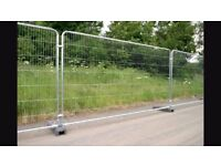Security Fencing building site security fencing