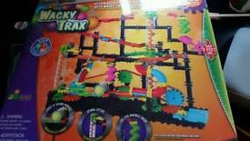 Wacky trax marble maze/ru