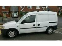 04 reg vauxhall combo van.first £380 takes it.