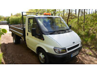 2005/05 Ford Transit 350 Tipper 2.4 Turbo Diesel **call 07956 158103**
