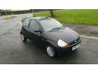 2007 Ford Ka 1.3 Style 3 Door Manual Petrol - MOT Oct 2017 - 38900 Miles - 3 Owners - Serv History