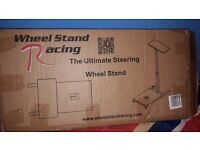 Brand new steering wheel stand