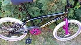 Haro style BMX