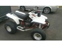 2005 Yamaha yfm 350 warrior quad