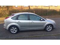 2006 Ford Focus 1.6 1 former keepers MOT till October in excellent condition