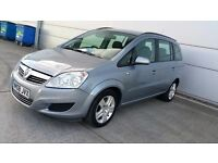 2008 | Vauxhall Zafira 1.9 CDTI 120 EXCLUSIV | Automatic | Diesel | Full Service History | HPI Clear