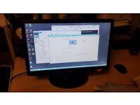 22 Inch Monitor VGA