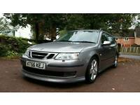 SAAB 9-3 2.8 V6 AERO SPORTWAGEN ** HPI CLEAR ** ONE YEAR MOT ** 2 KEYS