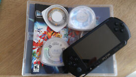 PSP, Portable play station, games, Invizimals, Patapon, Eyepet, God of war, Jak and Daxter