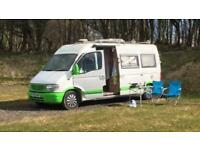 Vauxhall Movano Campervan