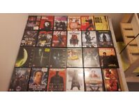 A wide range of DVD's for sale £1 - £2 each