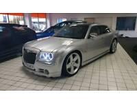 Chrysler 300c storm tech diesel auto 60000 miles px welcome (Bentley mercedes jaguar)