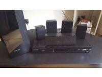 Samsung 5.1 Surround Sound + DVD/BR Player