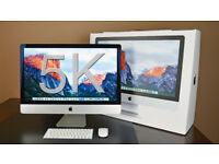 Apple 27-inch iMac with Retina 5K display