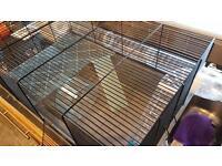 Dwarf Hamster/Hamster Cage Bundle