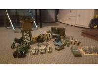 Army military play set