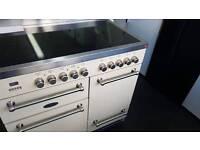 Britannia ceramic range cooker 1000