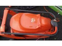 Lawnmower used once like new also new ones