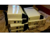 8x currys/pc world convector heaters