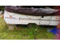 Conway cruiser trailer tent