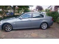 BMW 330D Manual 6 speed with full leather seats.