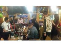 Shisha lounge for sale
