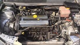 Z20LEL 2.0 petrol engine sri turbo