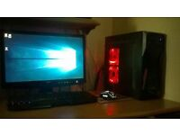 AMD FX - 8 CORE.. GAMING SYSTEM
